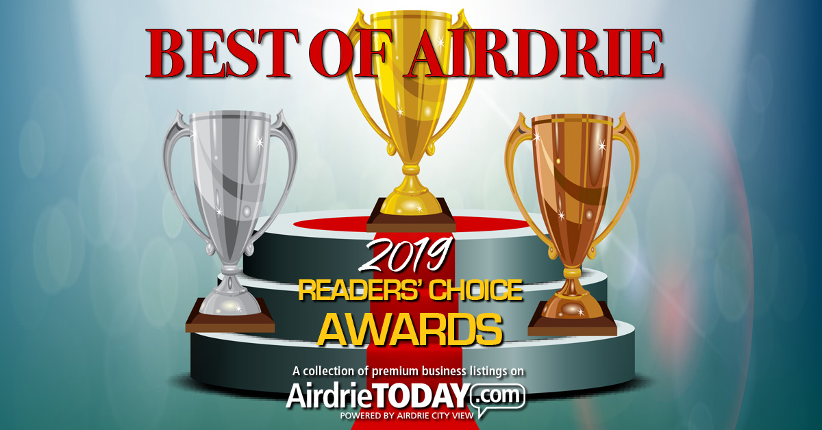 2019 Best of Airdrie