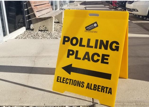 Advance polls