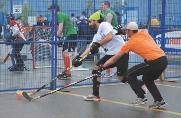 Hockey Night In Canada Street Hockey Tournament Returns To Crossiron