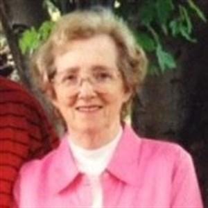 Elizabeth Mary McMillan