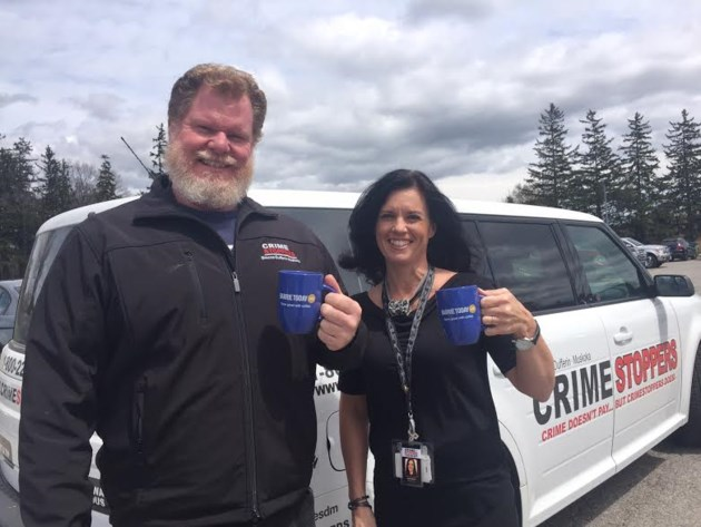 Crime Stoppers mugging