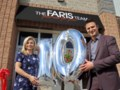 The Faris Team has two big reasons to celebrate