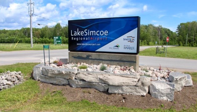 2018-01-30 Lake Simcoe Regional Airport