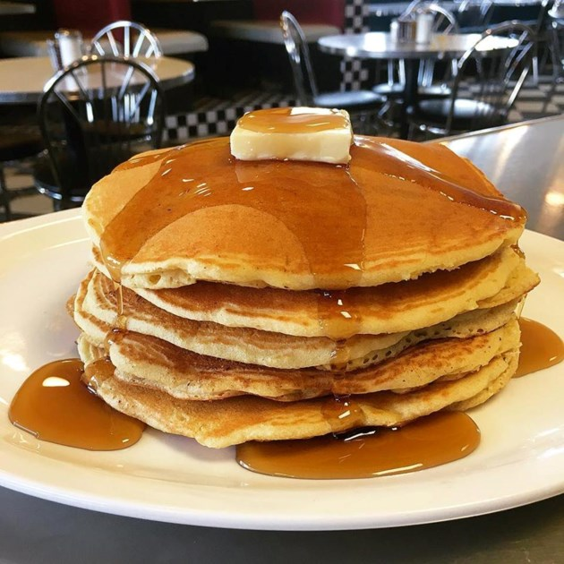 2018-02-13 Midway Diner Pancakes