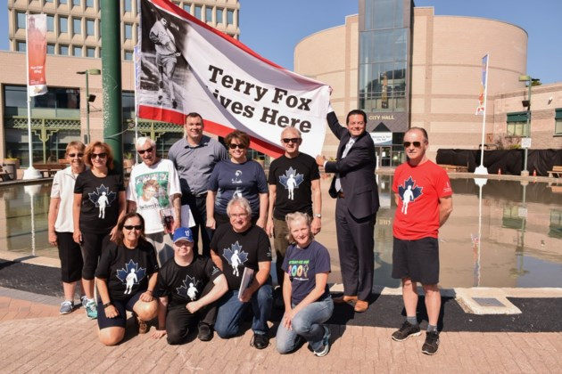 Terry Fox Run set for September 17th