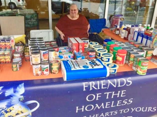 2017-11-23 Friends of the Homeless Margie Millar