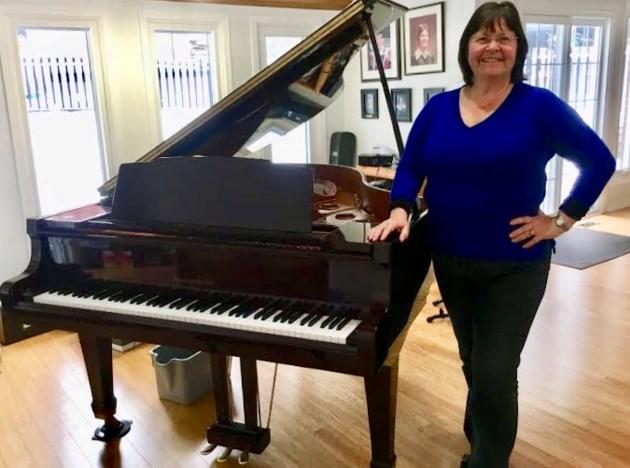 2018-02-12 Piano teacher Anne Arksey