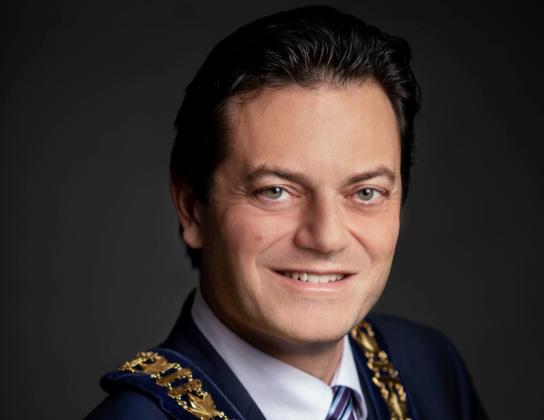 2019-05-22 Mayor Jeff Lehman crop