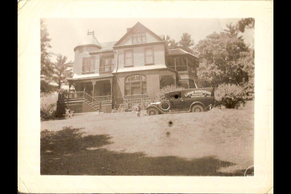 Roxboro is pictured circa 1939. Barrie Historical Archive