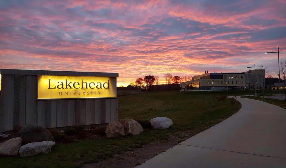 Lakehead University Orillia campus. Source: Facebook