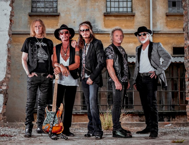 Aerosmith will be playing the Roxodus Music Festival July 11-14. Supplied photo