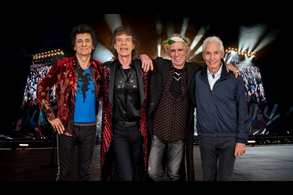 The Rolling Stones come to Burl's Creek Saturday June 29.