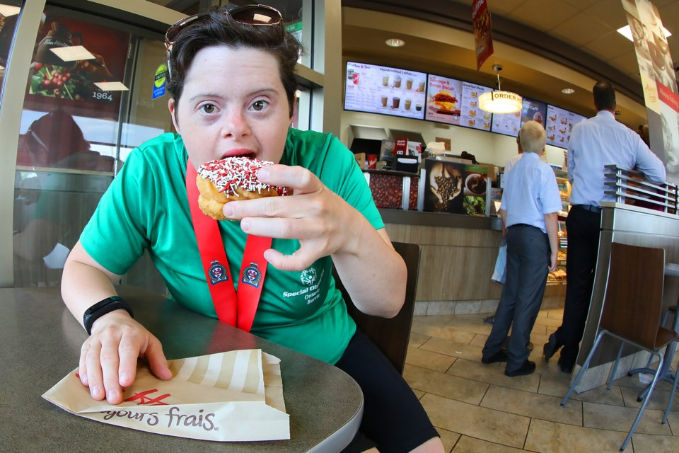 50th anniversary of special olympics celebrated with