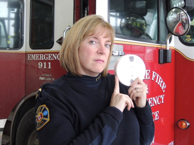 2018-01-12 Samantha Hoffmann Barrie Fire 2