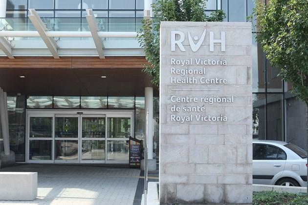 20150831 Barrie RVH Hospital Sign KA 009