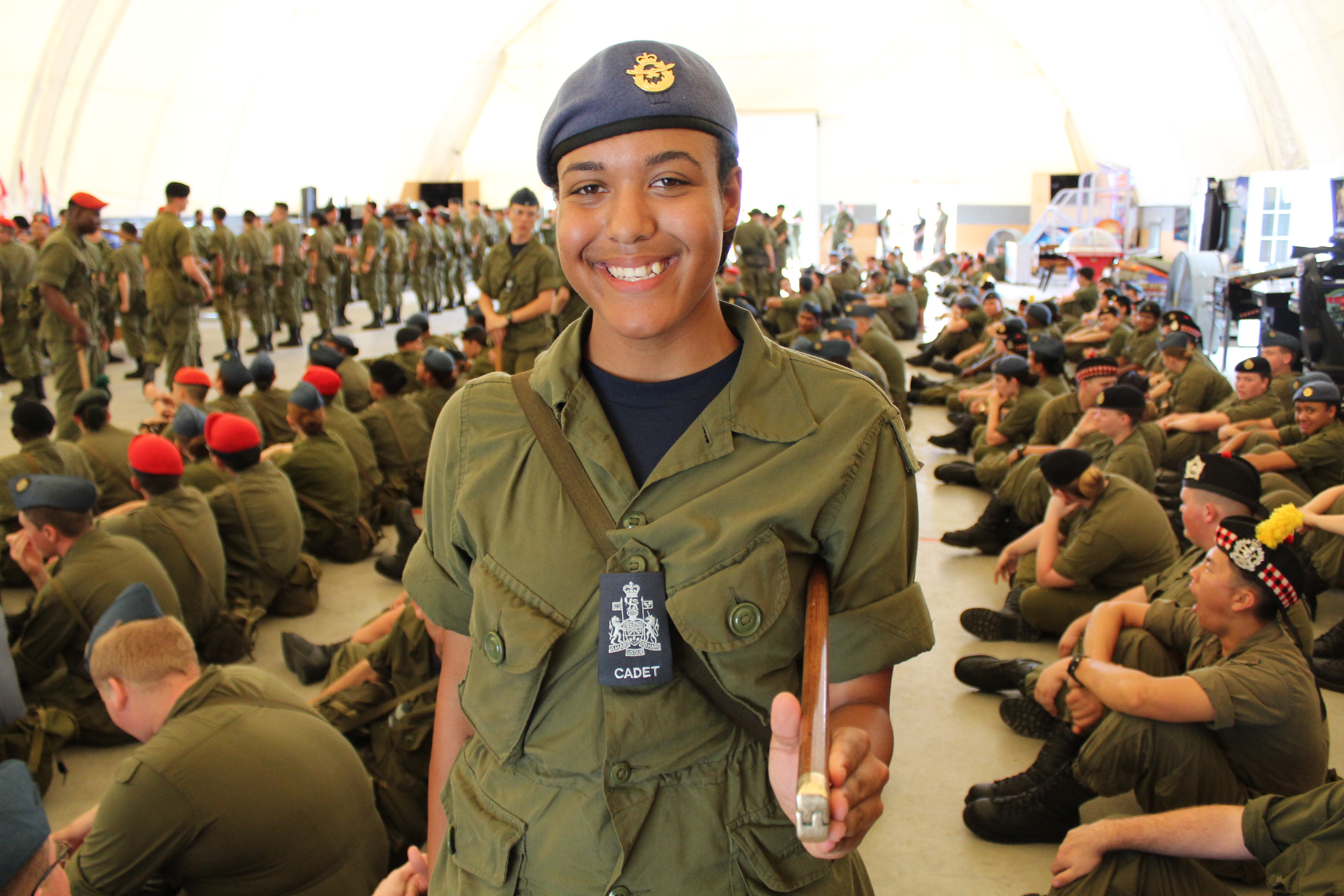 Blackdown turns cadets into the leaders of the future