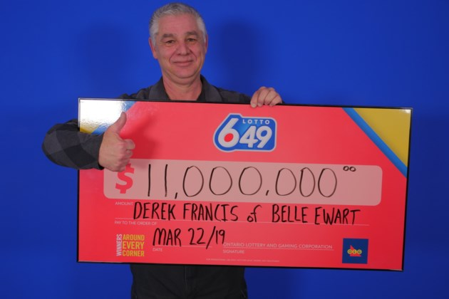2019-03-26 lotto winner Derek Francis