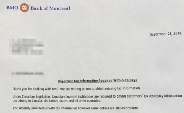 eac5ff7a3962 Seems legit. Police say tax letter no scam after all - BarrieToday.com