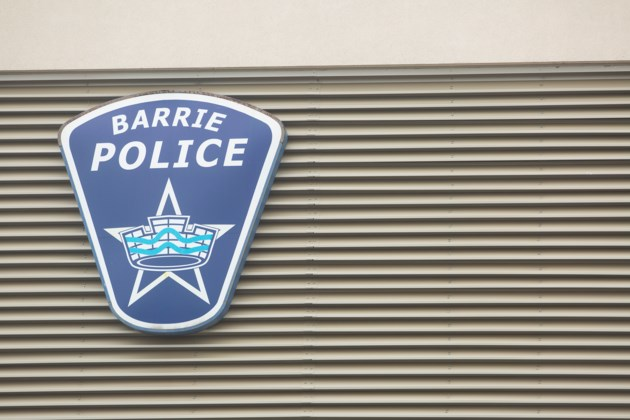 20160816 Barrie Police Station Sign KA 02