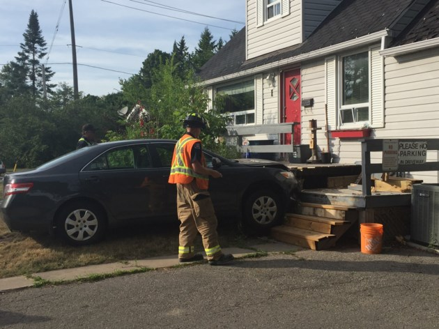 Car Crashes Into House House Plan 2017