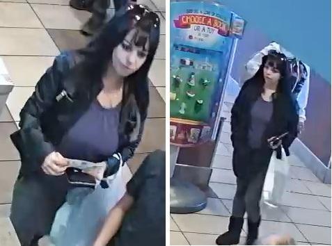 2017-10-31 McDonalds theft suspect