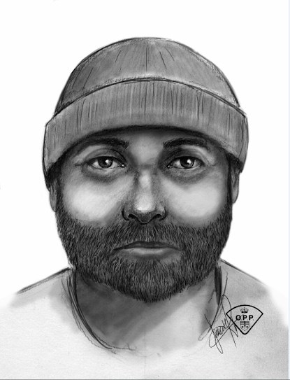 2018-01-11 Composite sketch assault suspect Orillia
