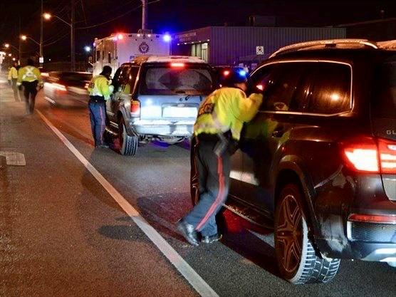 2017-12-07 South Simcoe Police R.I.D.E.