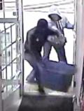 Police seek suspects in hobby shop break in
