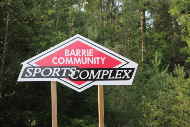 2018-07-27 Barrie Community Sports Complex RB