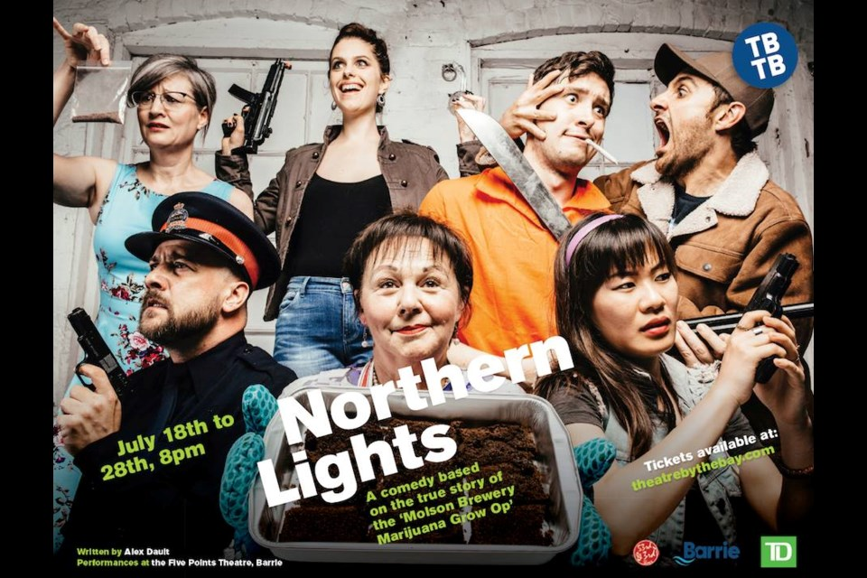 Theatre By The Bay's 'Northern Lights'