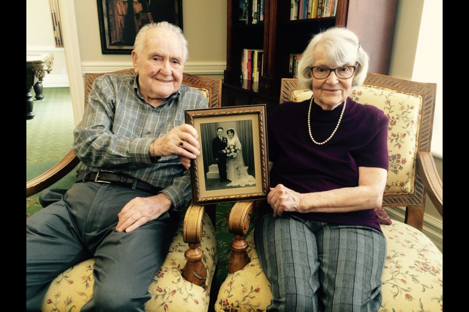 Jim and Meg Brown share their love story on Valentine's Day, after 68 years of marriage