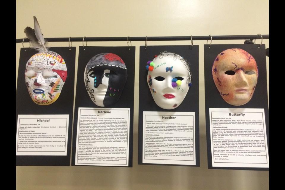 Unmasking Brain Injury at Brain Injury Awareness Event