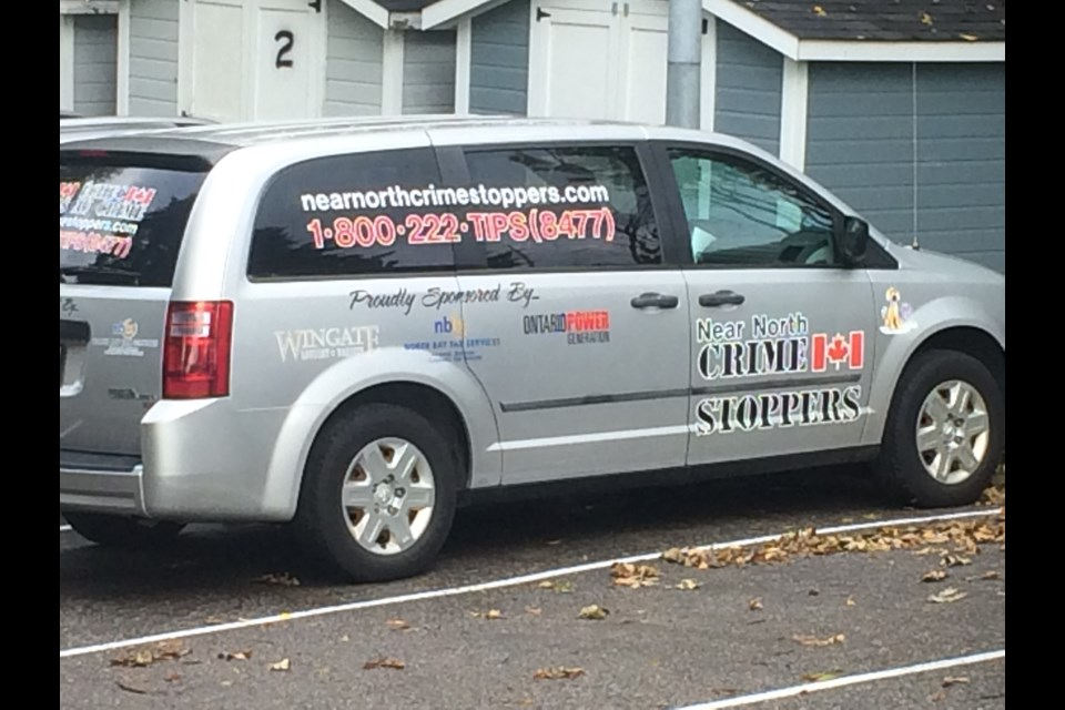 Near North Crime Stoppers credited with being a valuable tool in the fight against crime.