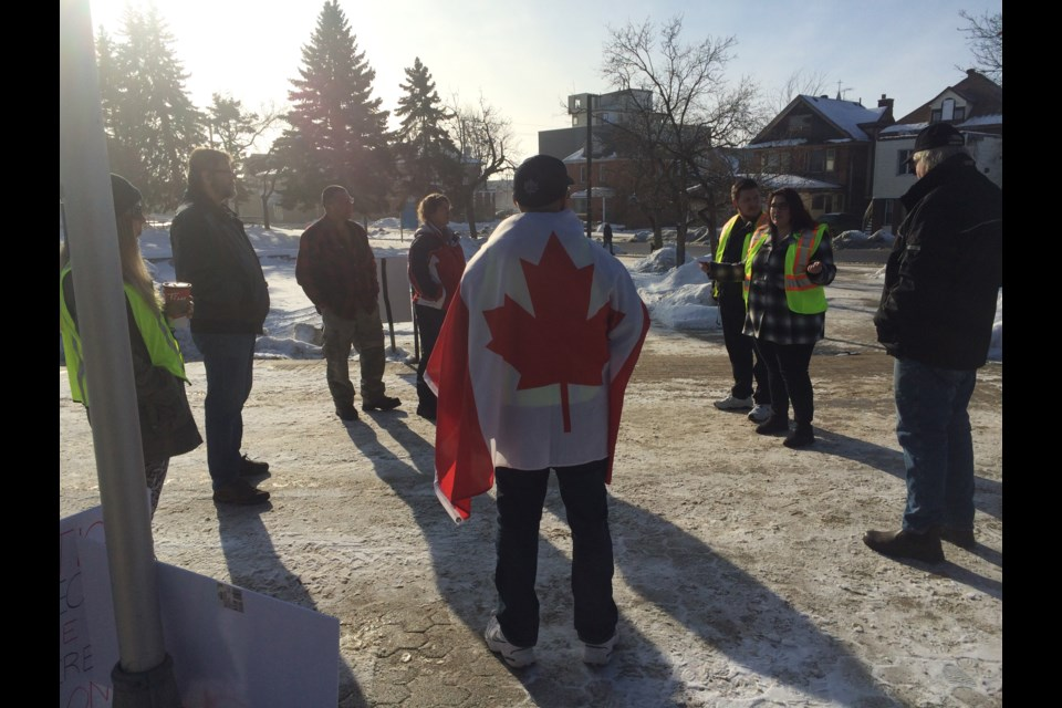Yellow Vest Movement slow to catch on in North Bay