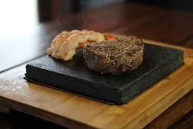20180413 steakhouse 88 Lava Stone photo (new)
