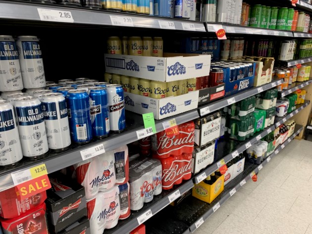 Ont. PCs table legislation to end Beer Store's 'monopoly'