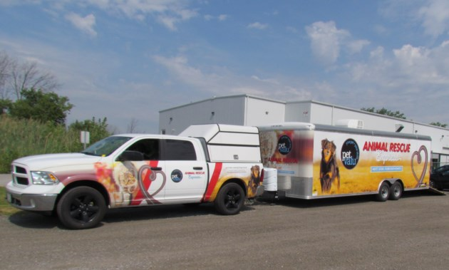 Animal Rescue Express based in North Bay a friend of pets across the province