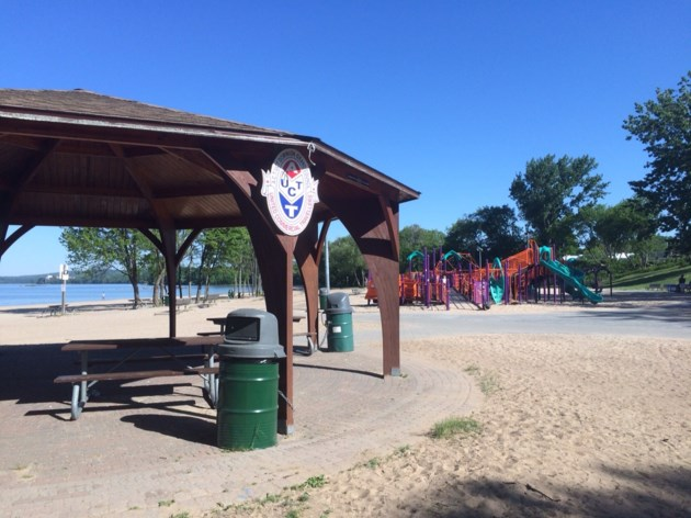 Image result for north bay waterfront gazebo