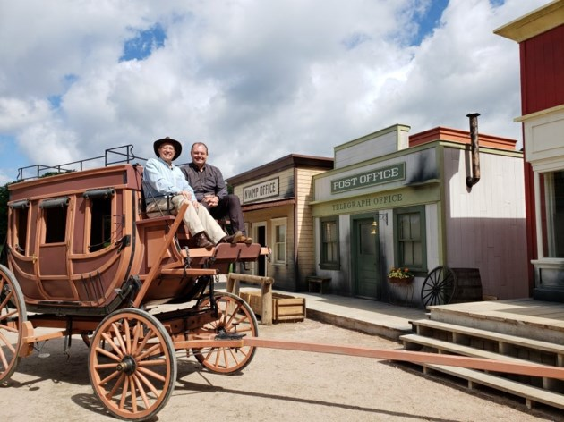 2019 fedeli mcdonald on stagecoach powassan NOHFC Film June