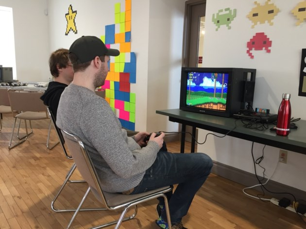 20190311 game on north bay museum