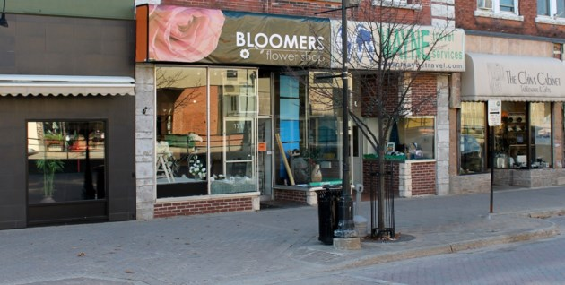 2015 11 9 Bloomers flower shop