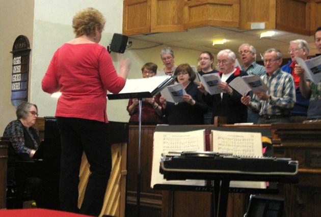 rapport singers director