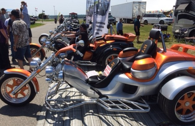 North Bay Biker's Rally 2017
