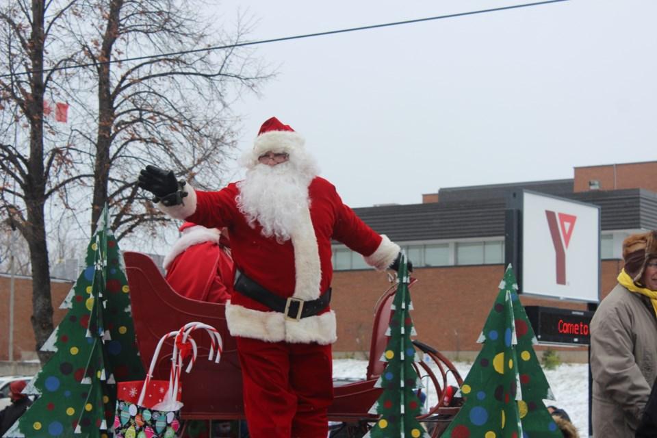 Dickson Christmas Parade is Sunday