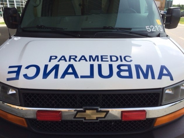 Local paramedic chief feels insulted by lack of consultation on proposed changes