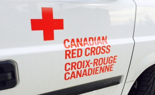 red cross, canadian turl 2016