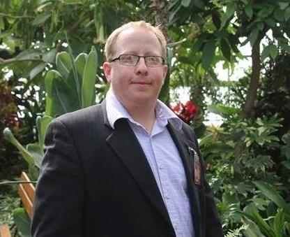 Former NOP leader Trevor Holliday. Supplied.
