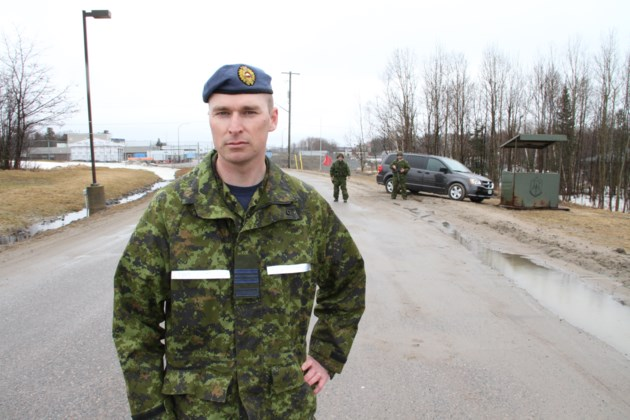 Mock Exercise Includes Unique Real Life Situations At Cfb