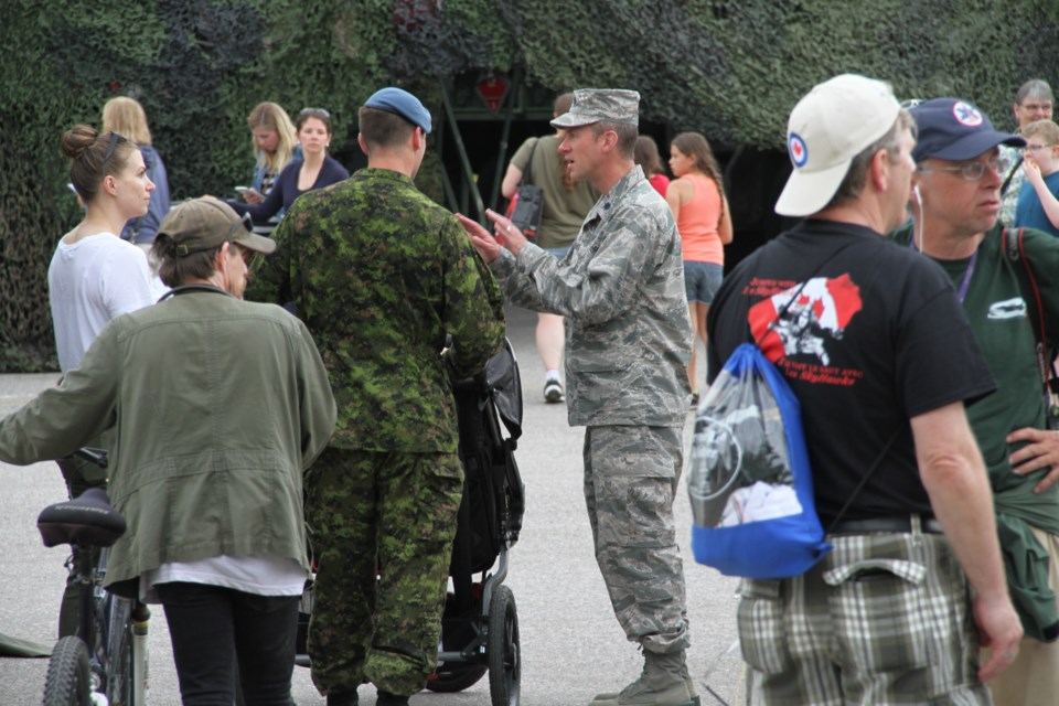 North Bay Armed Forces Day 20180613armedforcesday11