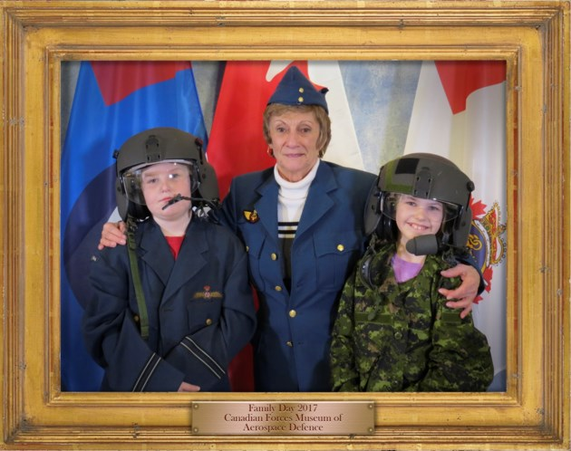 cfb north bay museum family day